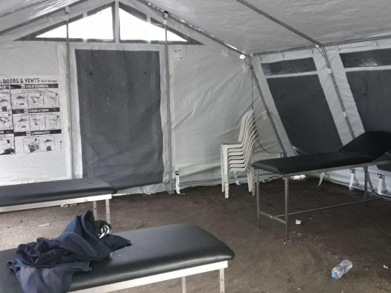 Ghouta orientale, intervento di MSF: medici allo stremo (di Patrick)