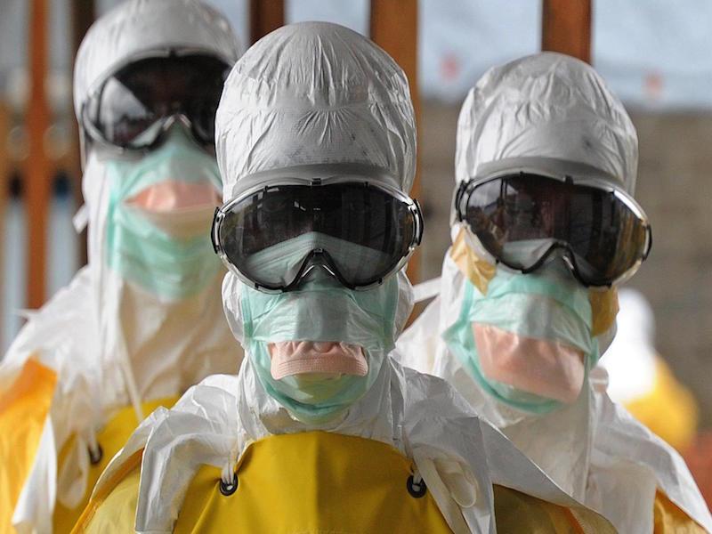 Popolazione congolese decimata dall'ebola (di M. Amoroso, F. Fontana, C. Lo Monaco, D. Zichittella)
