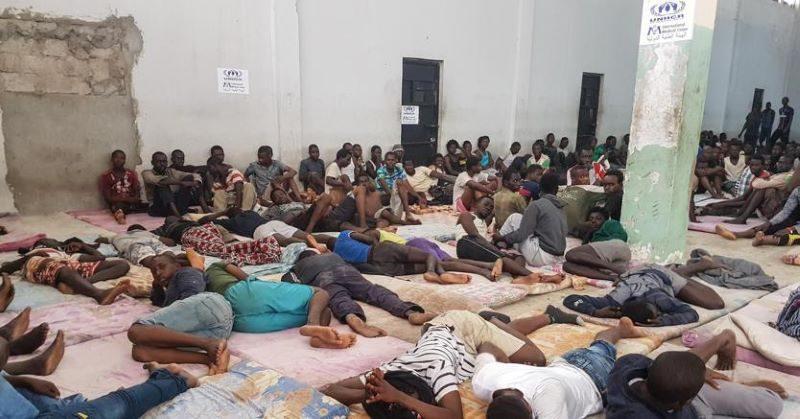 Migranti, rotte pericolose e vite a rischio (di A. El Hadaj, L. Siccardi, E. Magnino, G. Vinai)