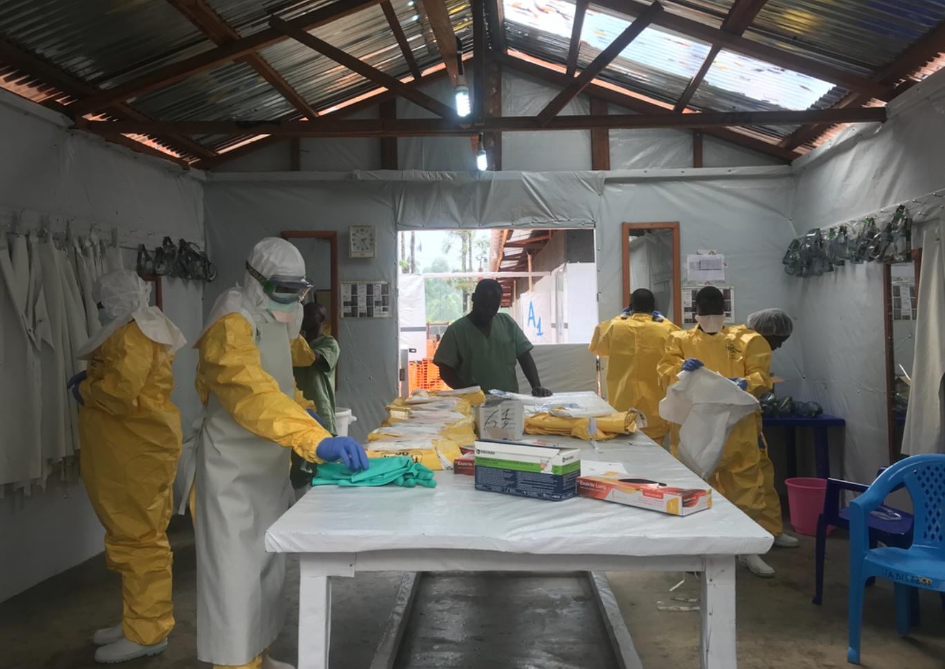 L'epidemia di ebola continua in Congo. MSF incrementa gli interventi a sostegno dei malati (di C. Chiale, G. Fenoglio, L. Iemina, R. Giergji, S. Zemiti)