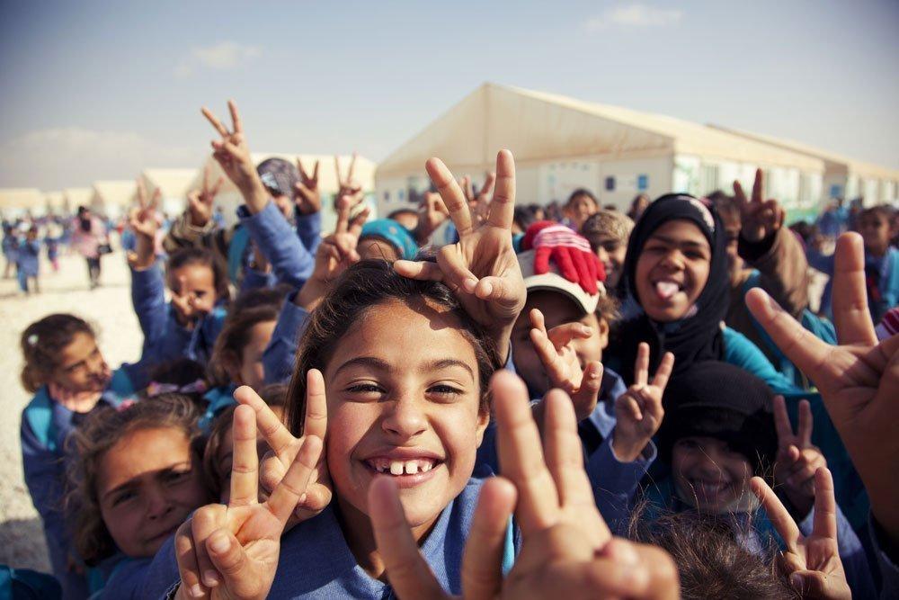Bambini invisibili. La vita dei più piccoli nei campi profughi giordani (di Beatrice Buzzi)