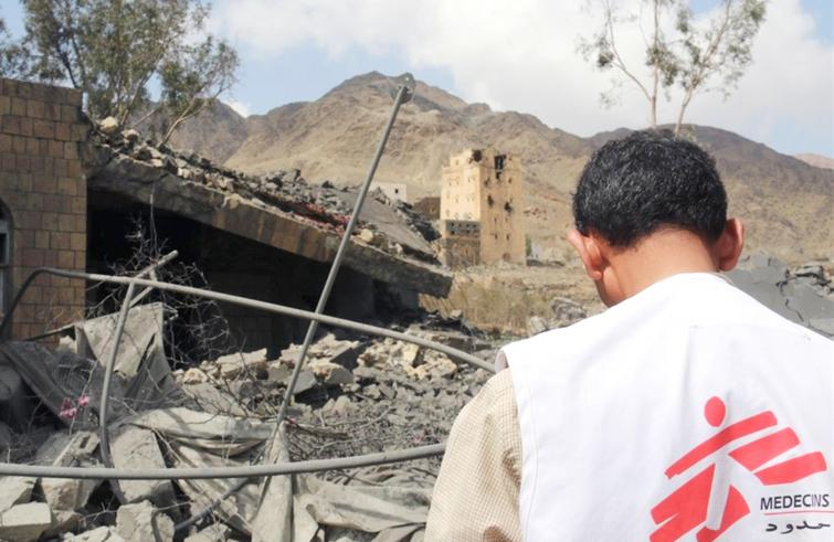 Un ponte di armi tra Yemen e Italia