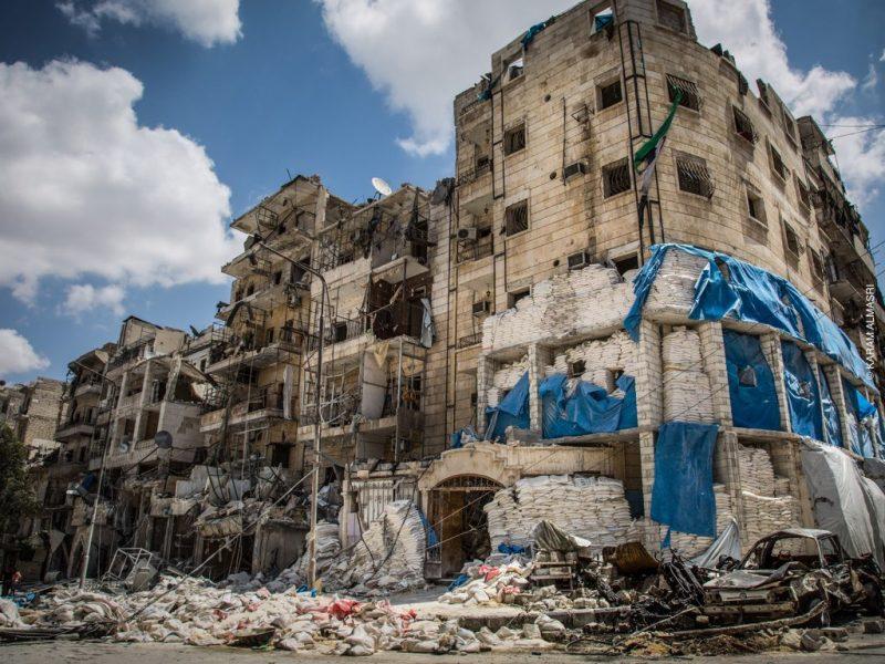 La pace in Siria, solo un sogno? (di M. Fior, S. Spada, N. Vantini)