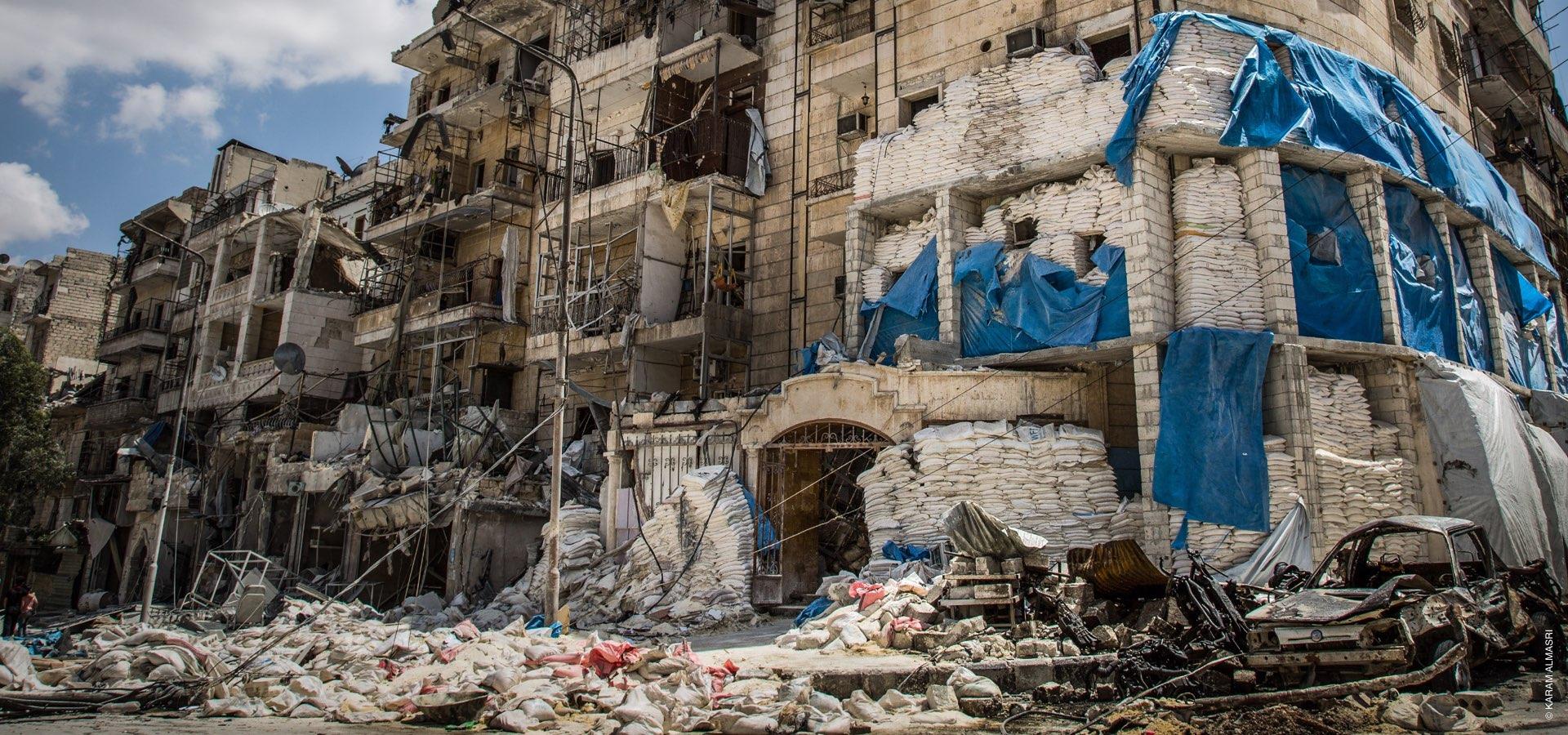 Speranza in fuga: la storia di Amir (di Pietro Camarata)