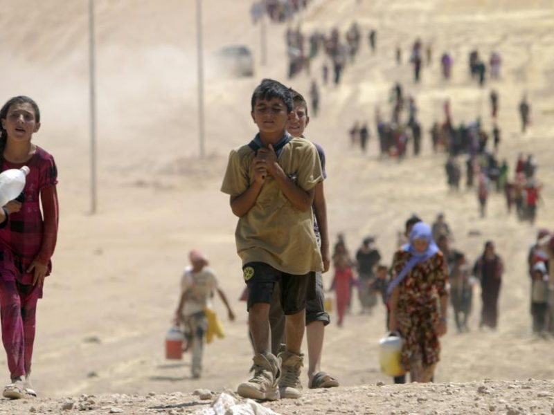 Iraq: 2,9 milioni di sfollati non sono ancora tornati a casa (di E. Di Matteo, L. Albanese, S. Caltagirone, A. Giustiniano)