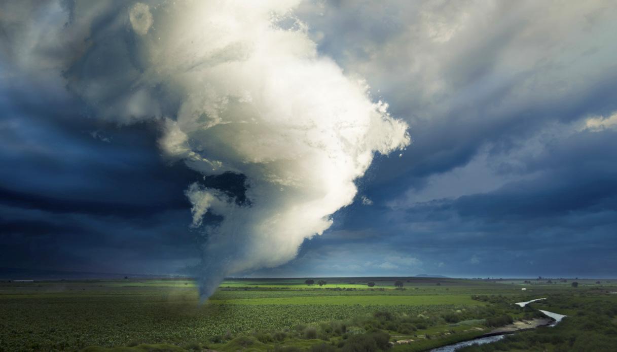 Il fascino e la devastazione degli uragani (di M. Giarritiello, L. Facchini, M. Nicolini, F. Sautto)