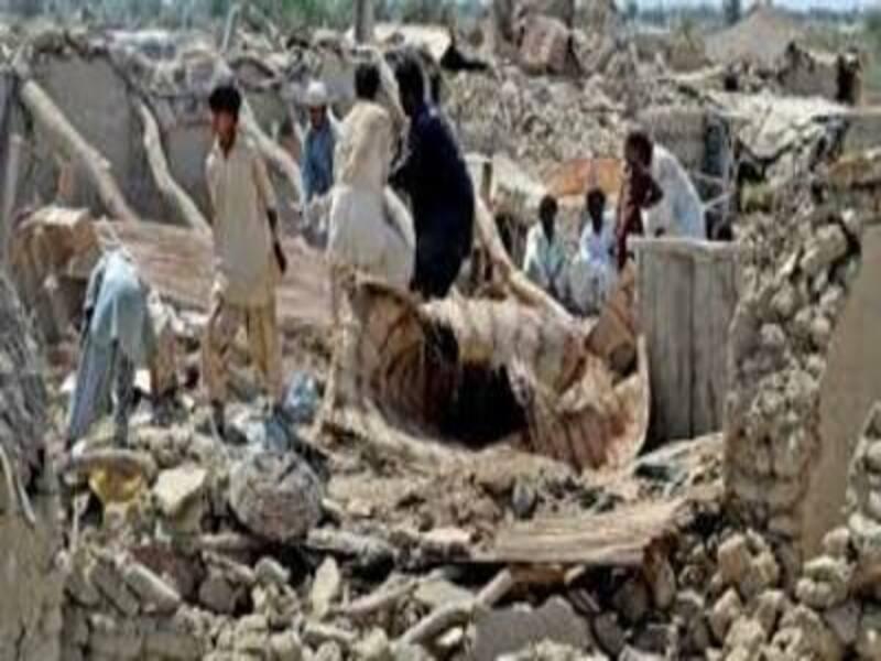 La vita cambia.Terremoto in Pakistan (di M. Arrisicato, S. Buccellato)
