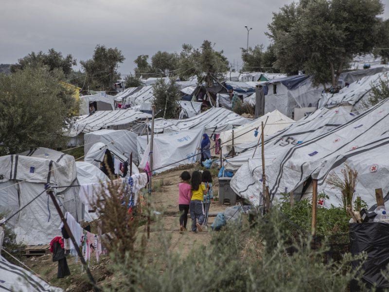 Europa 2020: la trappola di Moria (di Ginevra D'Amico)