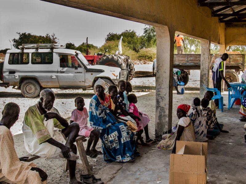 Emergenza sanitaria in Sudan: un mondo che non riusciamo a immaginare (di Federico Montefiori)