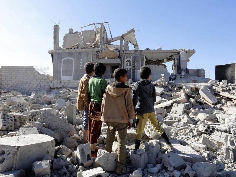 YEMEN: la tragedia di una guerra fantasma (di E. Bolognini, A. Zaghini)