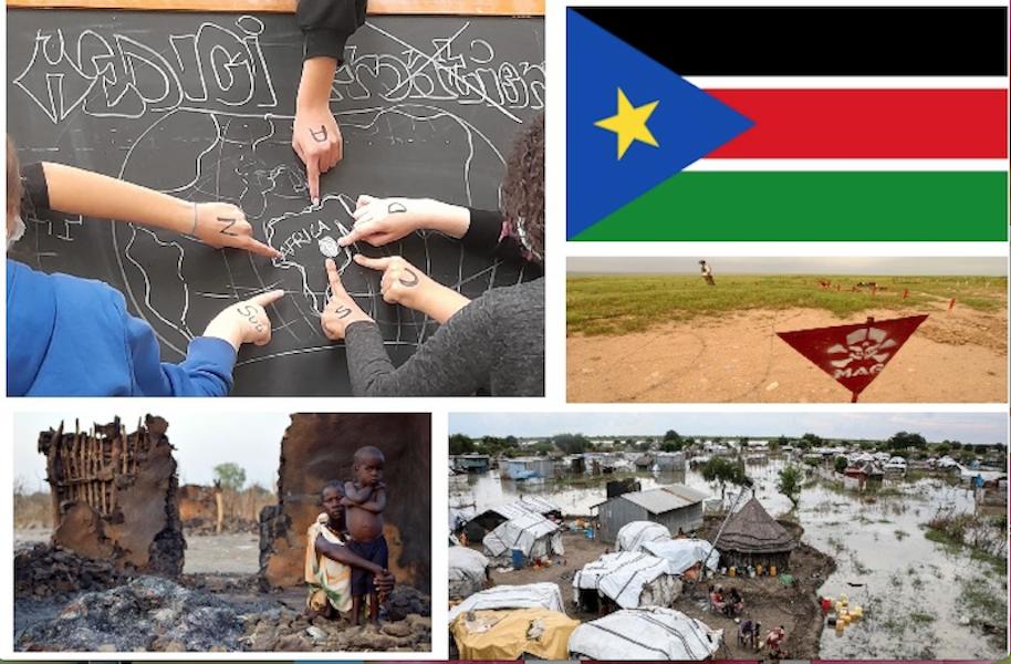 Ferite del corpo e dell'anima: armi da fuoco, povertà e violenza in Sud Sudan (di R.E. Cornila, M. Mineo, M. Speciale, R. Speciale, S. Spina, H. Zamouri)