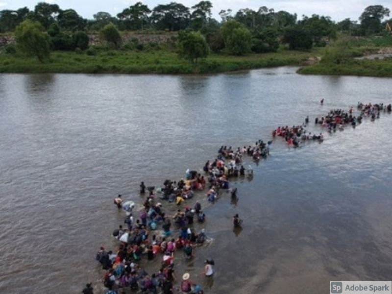 Messico: il terribile confine con gli Stati Uniti (di A. Tedde, C. Marchioro, G. Atzeni)
