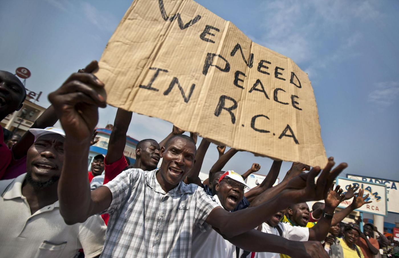 La guerra civile nella Repubblica Centrafricana (di F. D'Antuono, C. Piccolroaz, G. Zaramella)
